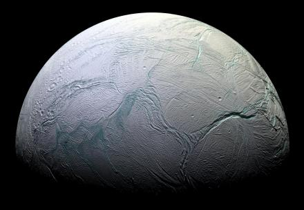 Saturn-Moon-Enceladus-photo-credit-NASA-JPL-posted-on-SpaceFlight-Insider